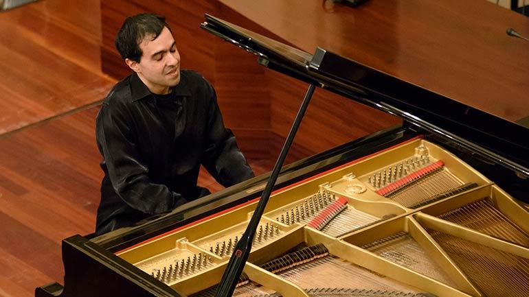José Menor. Sociedad Filarmónica de Badajoz © Juan Hernández