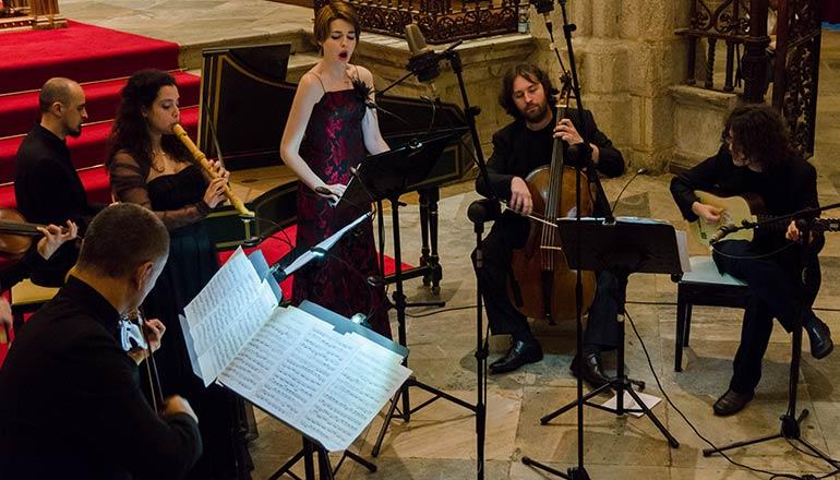 La Ritirata. Sociedad Filarmónica de Badajoz © Juan Hernández