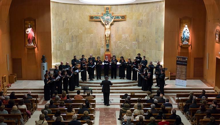 Zenobia Consort. Sociedad Filarmónica de Badajoz © Juan Hernández