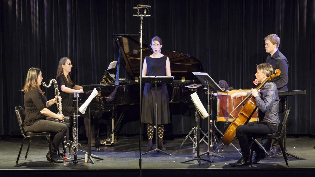 Glass Farm Ensemble de Nueva York