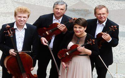 El Cuarteto Prazák abre el X Ciclo de Música Actual
