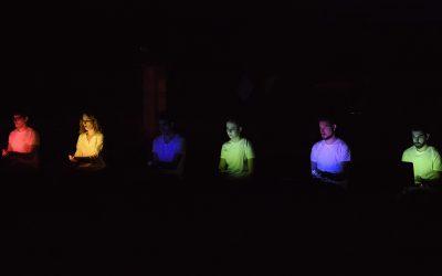 Ensemble Container y escolares de Badajoz tocan música de Pisaro