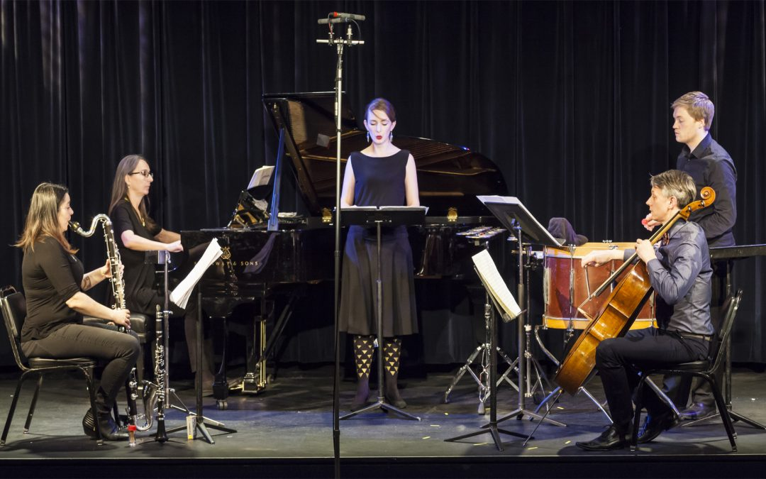 Glass Farm Ensemble New York toca en el MEIAC