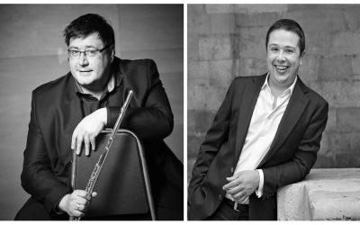 Recital de flauta y piano con Álvaro Octavio Díaz y Antonio Ortiz