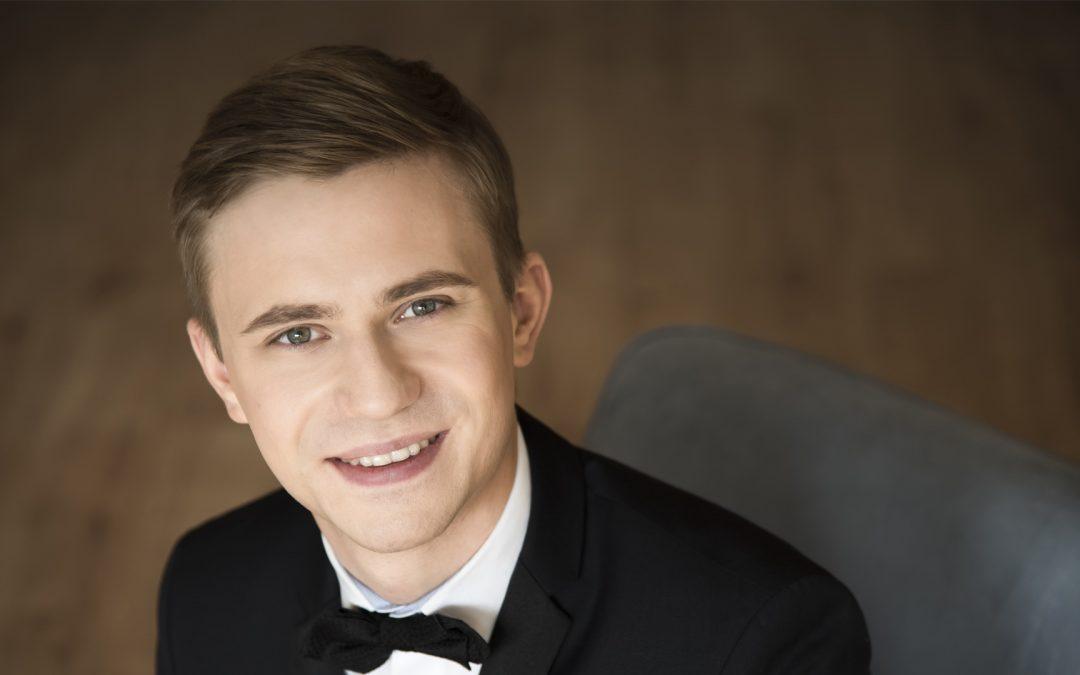Dmytro Choni abre el XVII Ciclo de Piano 'Esteban Sánchez'