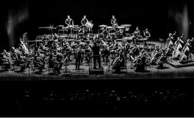 La Orquesta del Conservatorio Superior de Badajoz suena en el Ciclo de Música Actual