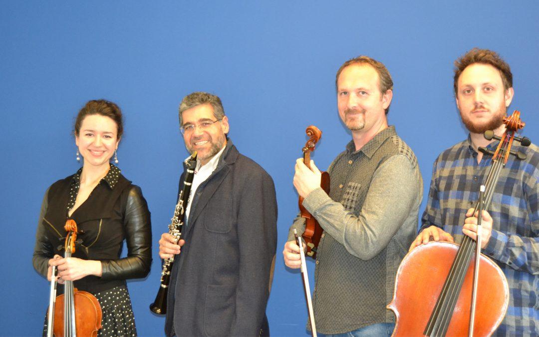 Concierto de Rinascente Ensemble en Diputación de Badajoz
