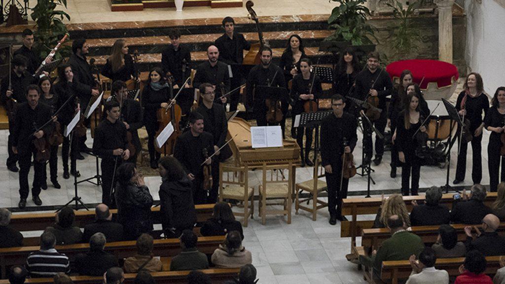Concierto de las Jornadas Extremeñas de Orquesta Barroca