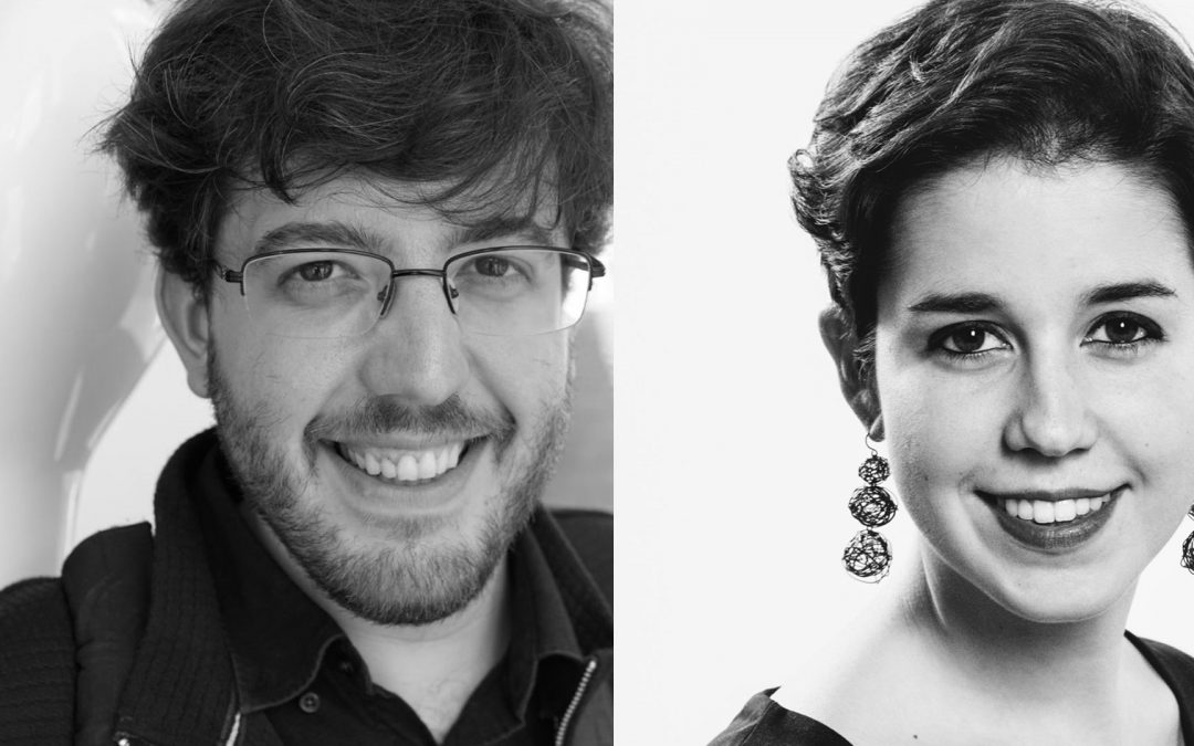 El violonchelista Iván Siso y la pianista Rosalía Gómez, en el XIX Ciclo 'Hojas de Álbum'