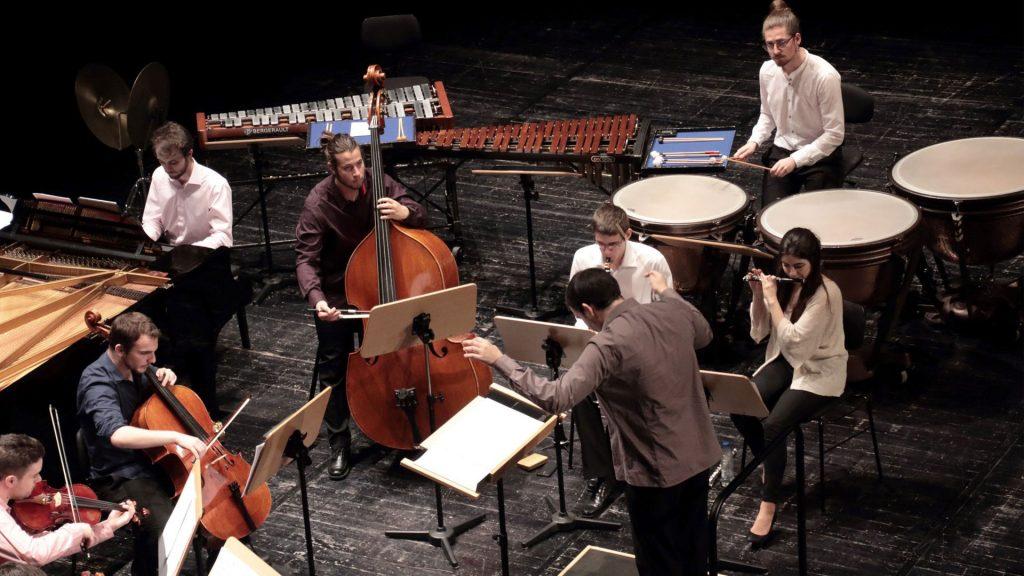 La JORCAM participará en el XI Ciclo de Música Actual de Badajoz, dirigida por Jordi Francés.