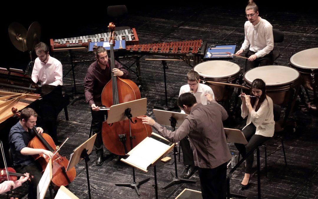 Aplazado el concierto del Ensemble de la JORCAM del 14 de enero en Badajoz