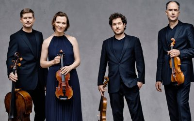 El Cuarteto Signum inaugura el XI Ciclo de Música Actual de Badajoz