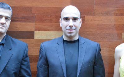 El Trío Feedback estrena obras de Paúl y Giménez-Comas en Badajoz