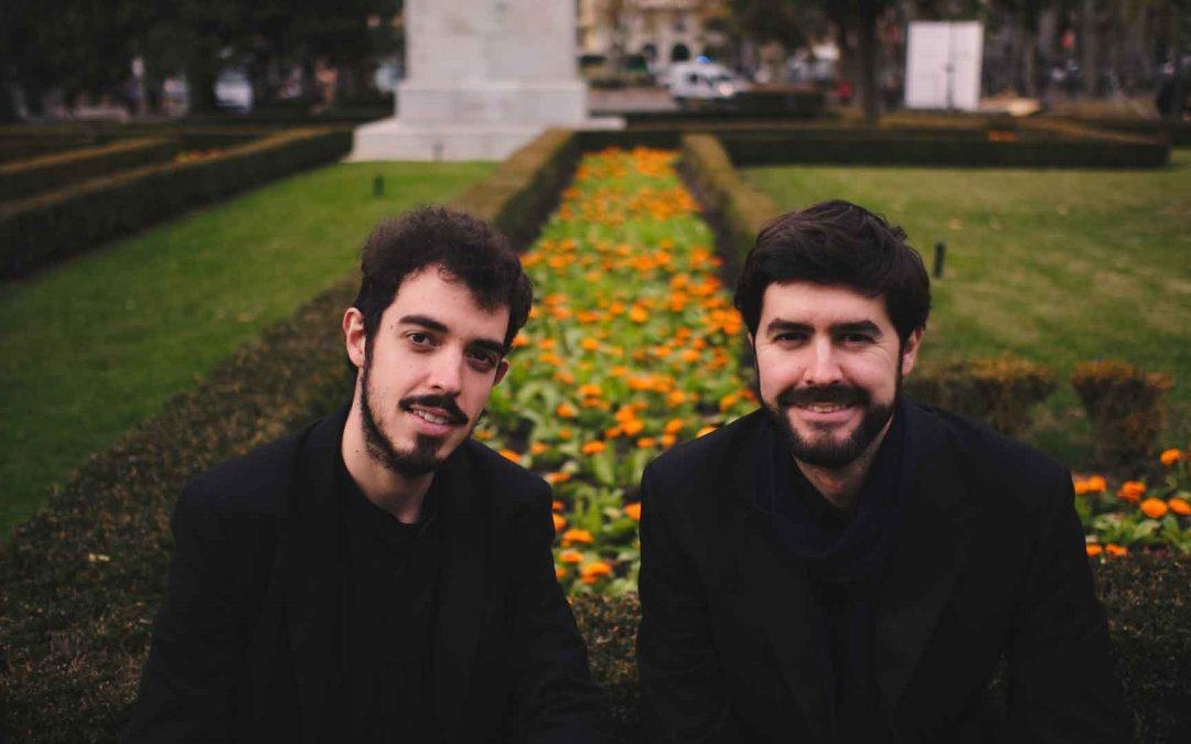 Álvaro Mota y Manuel de Moya llevan la música antigua a Castuera el 19 de septiembre