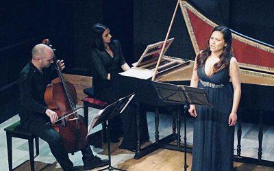 La soprano Soledad Cardoso participa en Badajoz en el XXV Festival de Música Sacra y Antigua