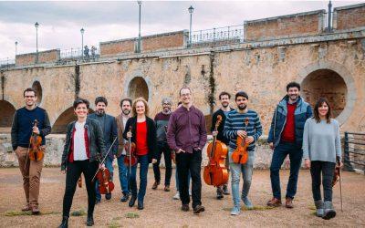 La Orquesta Barroca de Badajoz y Francisco Fernández-Rueda en el Festival de Música Antigua de Badajoz