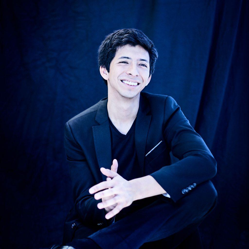 Jorge Nava ofrecerá un recital de piano el 14 de octubre en Badajoz.