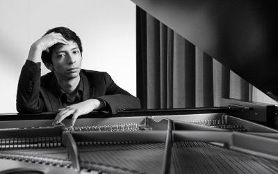 Recital de piano de Jorge Nava el 14 de octubre en Diputación de Badajoz