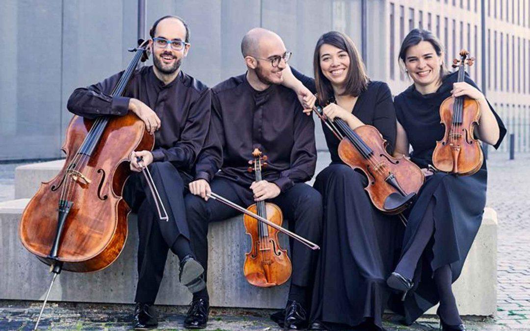 Cuarteto Cosmos abre el 7 de octubre el XII Ciclo de Música Actual de Badajoz