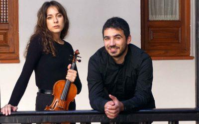 Concierto de Ana Isabel García y Germán García el 4 de noviembre en Badajoz