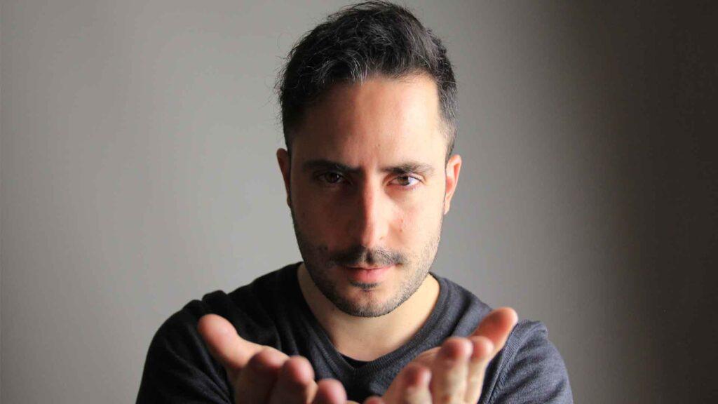 El pianista Juan Carlos Fernández-Nieto. Foto: Denis Denisov.