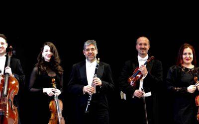 Concierto del Cuarteto Amadé y José Gasulla el 12 de mayo en Diputación de Badajoz