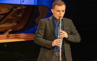Recital de clarinete y piano con Víctor Díaz y José María Villegas el 21 de abril en Badajoz