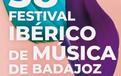 Nos vamos al 38 Festival Ibérico de Música ¡Síguenos!