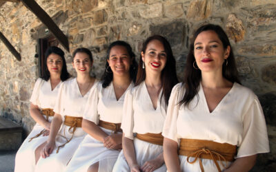 Música medieval con Egeria en el Convento de las Descalzas