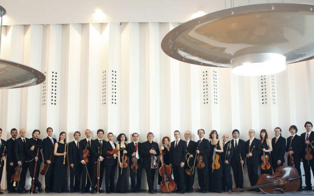 La Orquesta Barroca de Sevilla en la Catedral de Badajoz el 23 de septiembre