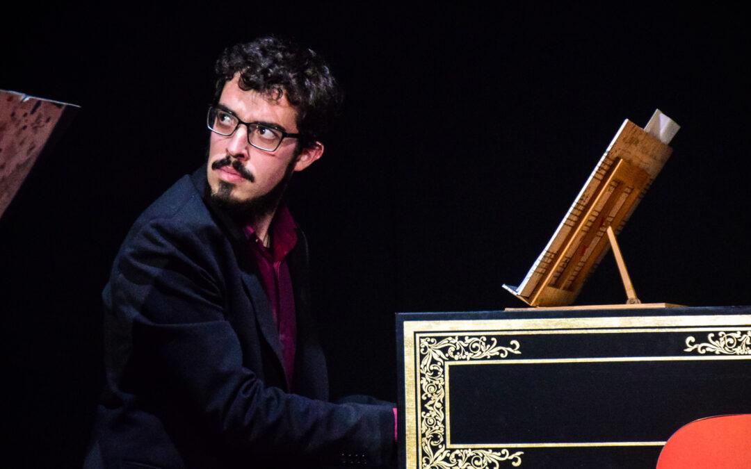 Concierto de la soprano Sara Garvín y el clavecinista Álvaro Mota en Manchita y Nogales