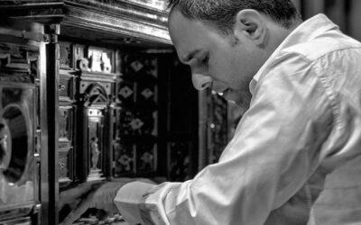 El organista Juan de la Rubia ofrece un concierto en la Catedral de Badajoz